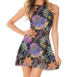Blackmilk Not Actually Sequins Playdress Size M